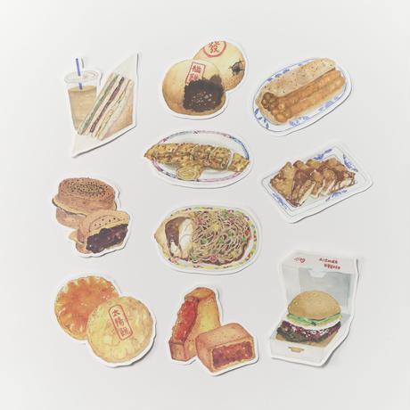 """""""針線球"""" Big Stickers"""