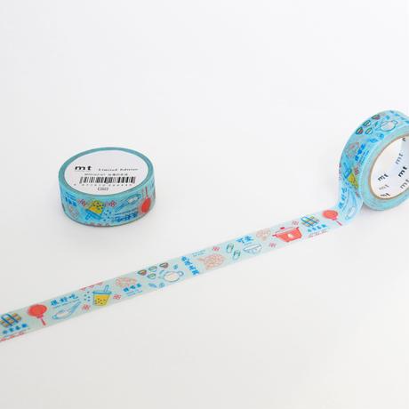 mt store at 誠品生活日本橋限定テープ 台湾の生活