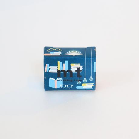 mt store at 誠品生活日本橋限定まめまめテープ 本とメガネ