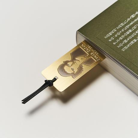 ザ・ブックラヴァーズ メタルブックマーク Franz Kafka