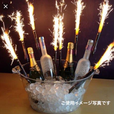 シャンパン花火1袋6本