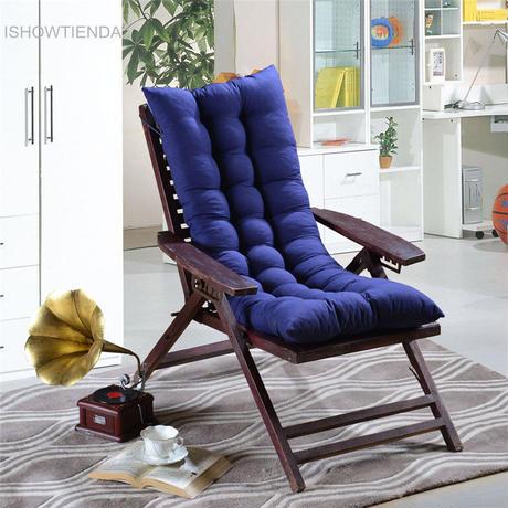 ホームオフィス ソフトシートクッション ロングチェアパッド