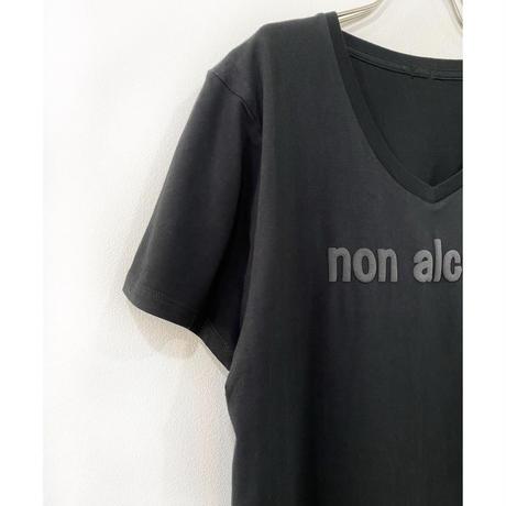 【受注販売】unisex発砲プリントTシャツ