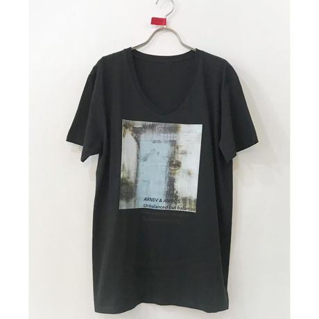 【受注販売】unisex画家コラボオリジナルプリントTシャツ