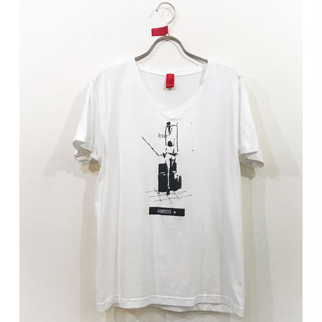 【受注販売】unisex単色プリントTシャツ