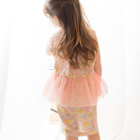Tulle dress/Pink (S 100cm)