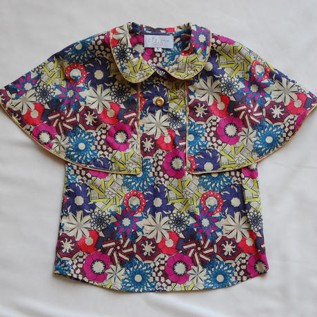 Liberty cape shirt/Letter(S 100cm)