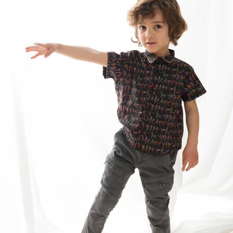 Liberty shirt/Dance (S 100cm)