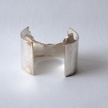 BIG 歯型 bangle