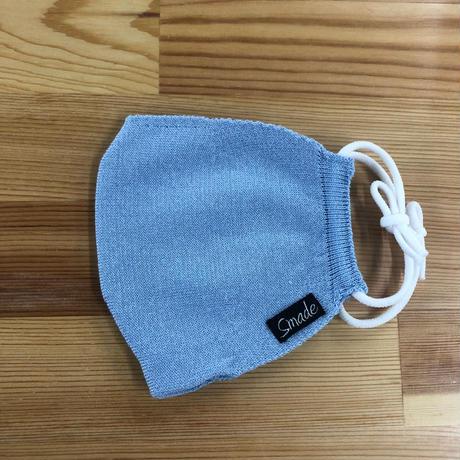 暖かニットマスク(STL023 SAXE)