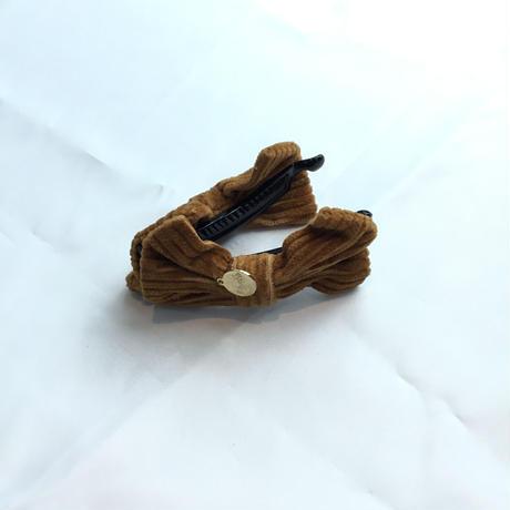 W PLAIN CLOTH RIBBON BANANA CLIP B/4911502192086