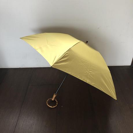 バンブーハンドル 折りたたみ傘