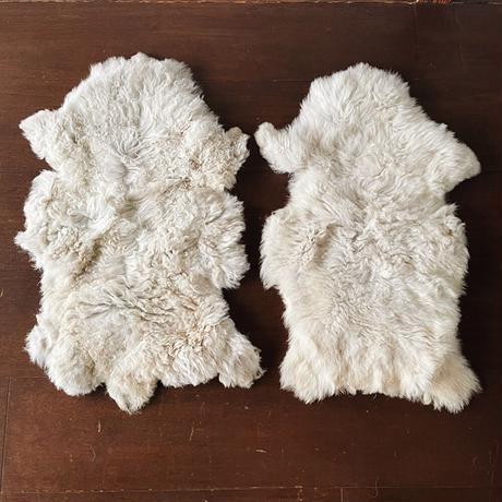 ルーマニア 羊毛ラグ(単色)