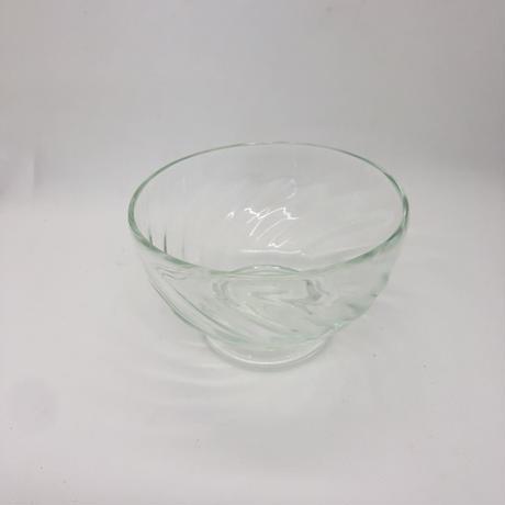 イラン手吹きガラス ひねり鉢
