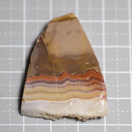 ティーピーキャニオンアゲート 原石 M0276