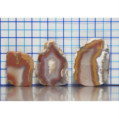 モロッコアゲート セット 原石  M017
