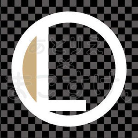 シンプル/色付き白/png/L