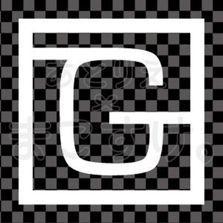 和モダン/白/png/G