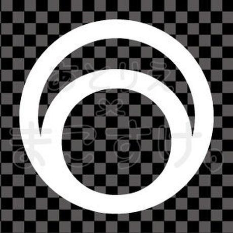 シンプル/白/png/O