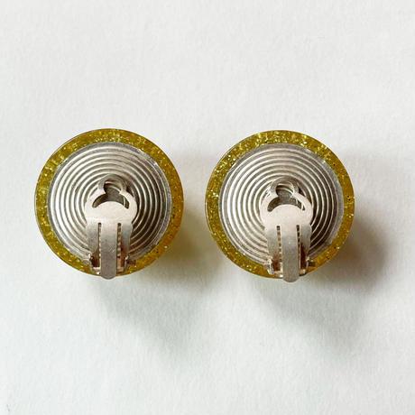 Earrings Yellow