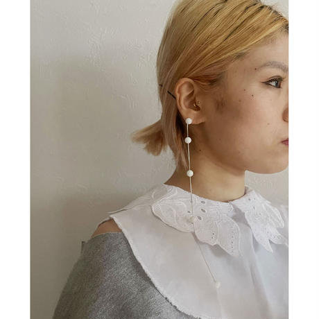 Saskia Diez/5 Drop Earrings