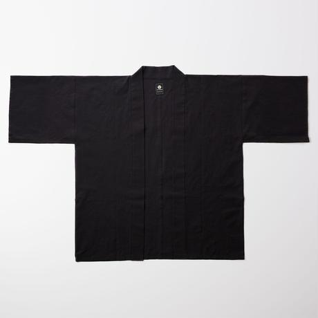 38 CMS / HP03 : 墨黒法被 羽織
