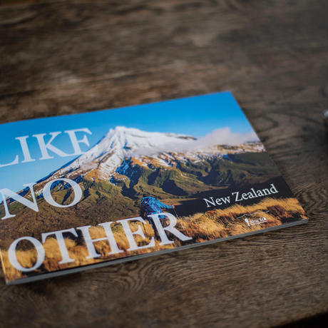 New Zealand Photography Book