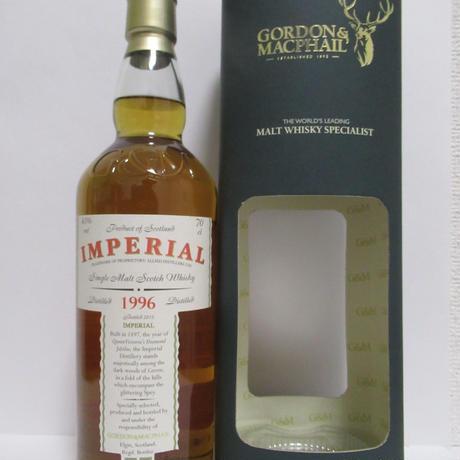 インペリアル 20年 Imperial 1996 Gordon & MacPhail