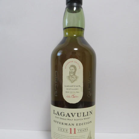 LAGAVULIN - 11 YEAR OLD (NICK OFFERMAN EDITION)