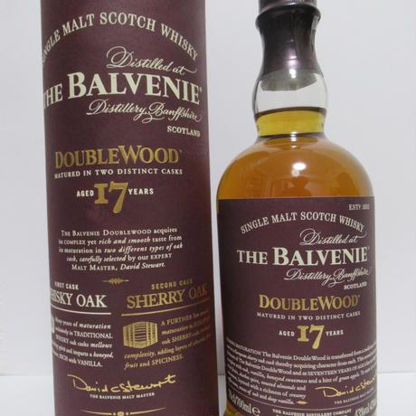 Balvenie 17year Double Wood