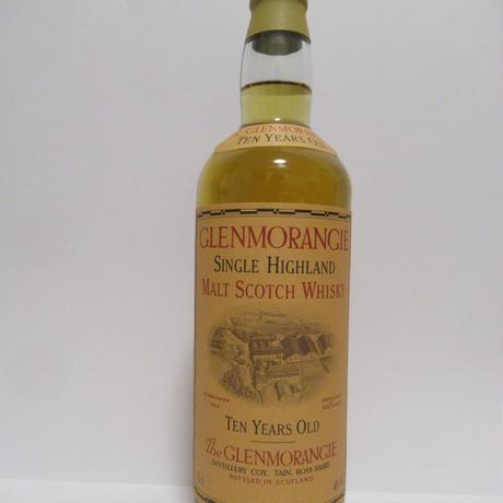 Glenmorangie 80s 80年代流通品、缶入りボトル