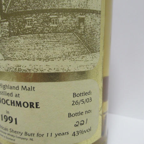 Mannochmore 1991 11 Year The Ultimate