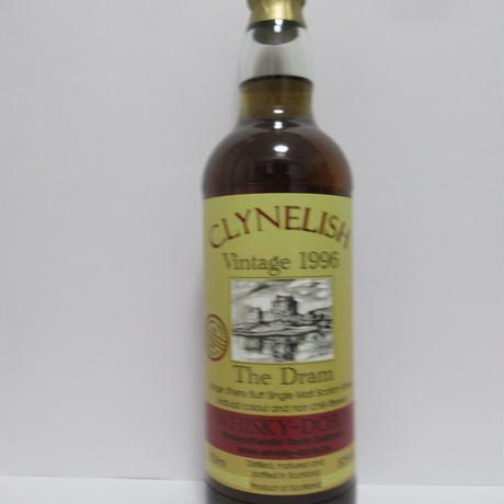 Clynelish 1996 The Dram Whisky-Doris