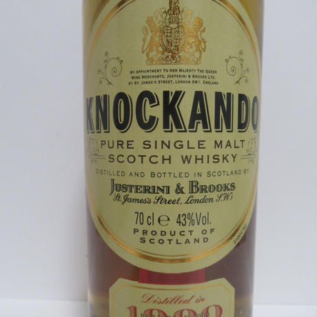 Knockando - 1990 Pure Single Malt