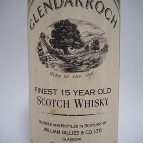 Glendarroch - 15 Year Old