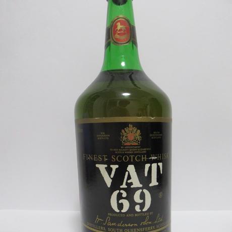 Vat69 1980s 1LTR