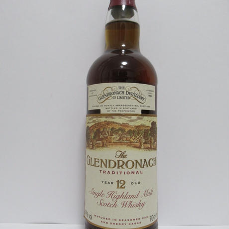 Glendronach12year 1980-90s sherry cask