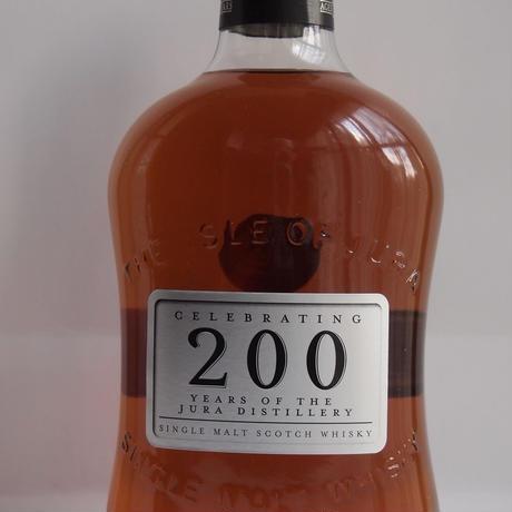 アイルオブジュラ21年 200周年記念ボトル オロロソシェリーフィニッシュ