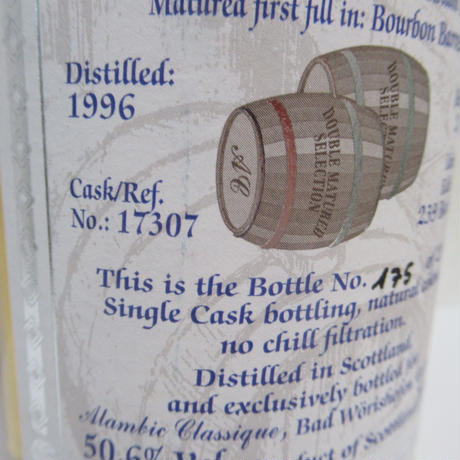 ARRAN - 21 YEAR OLD (ALAMBIC CLASSIQUE)