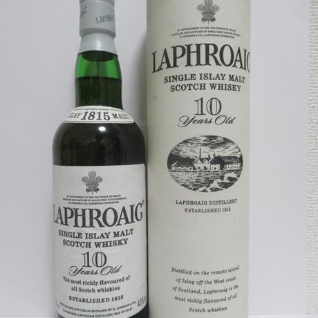 LAPHROAIG - 10 YEAR OLD