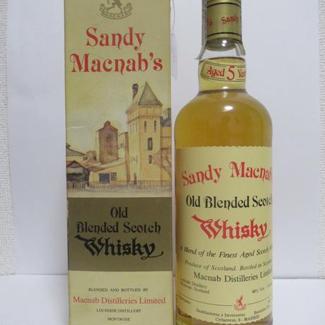 Sandy MacNab's 5 Year Old 1980's - Lochside