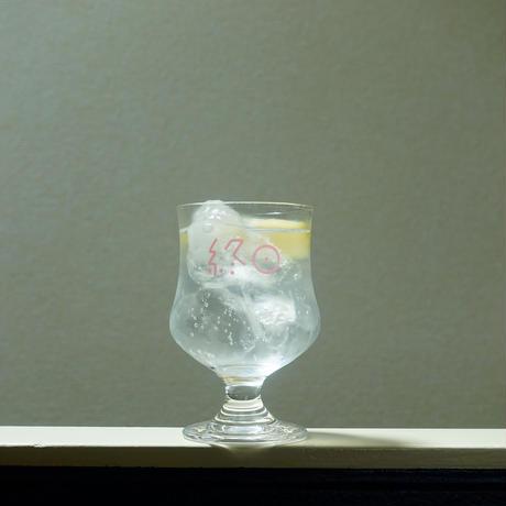 終日喫茶的グラス