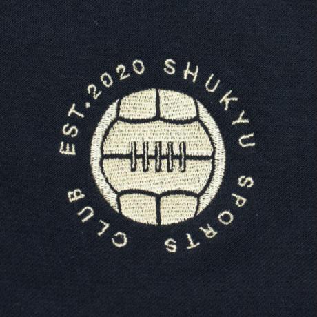 SHUKYU Sports Club / Crewneck (Navy)