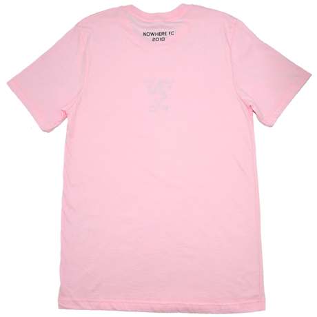 No Where FC - OLD 3 LEGS TEE (Pink)