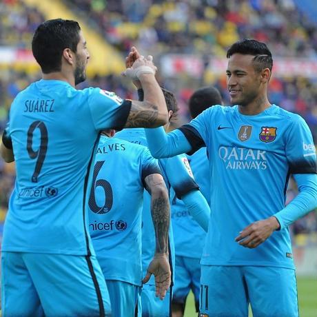 Equipo. - Barcelona Third 2015/16 Maskit