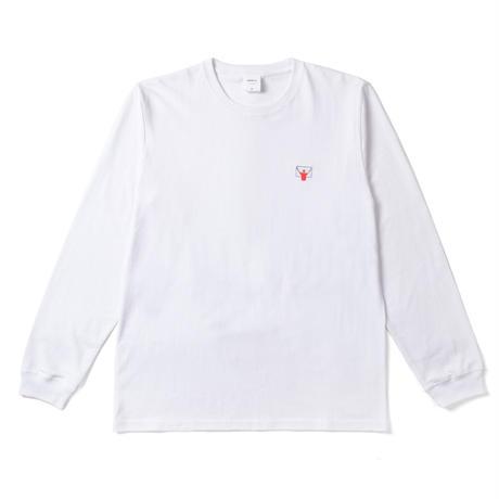 VAR L/S TEE (White)
