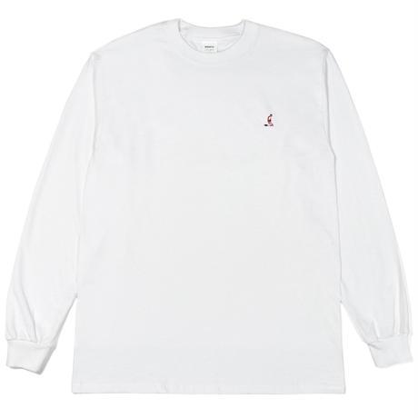 Titi L/S TEE (White)