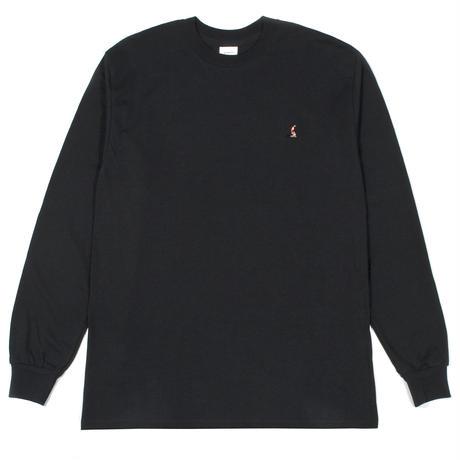 Titi L/S TEE (Black)