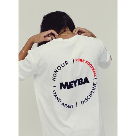 MEYBA - Ethos Flock Tee (White)