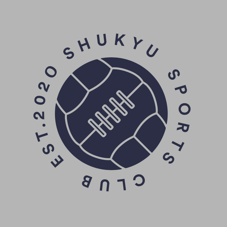 SHUKYU Sports Club / Crewneck (Gray)